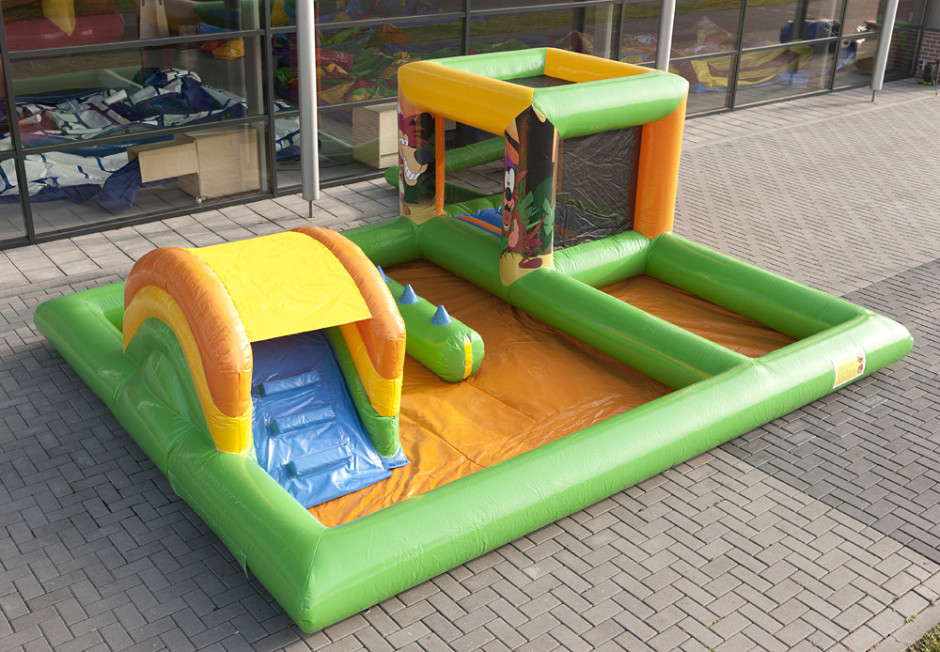 Playzone jungle 5x3x1.8